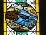 Selborne church roundel
