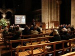 Talk on stained glass