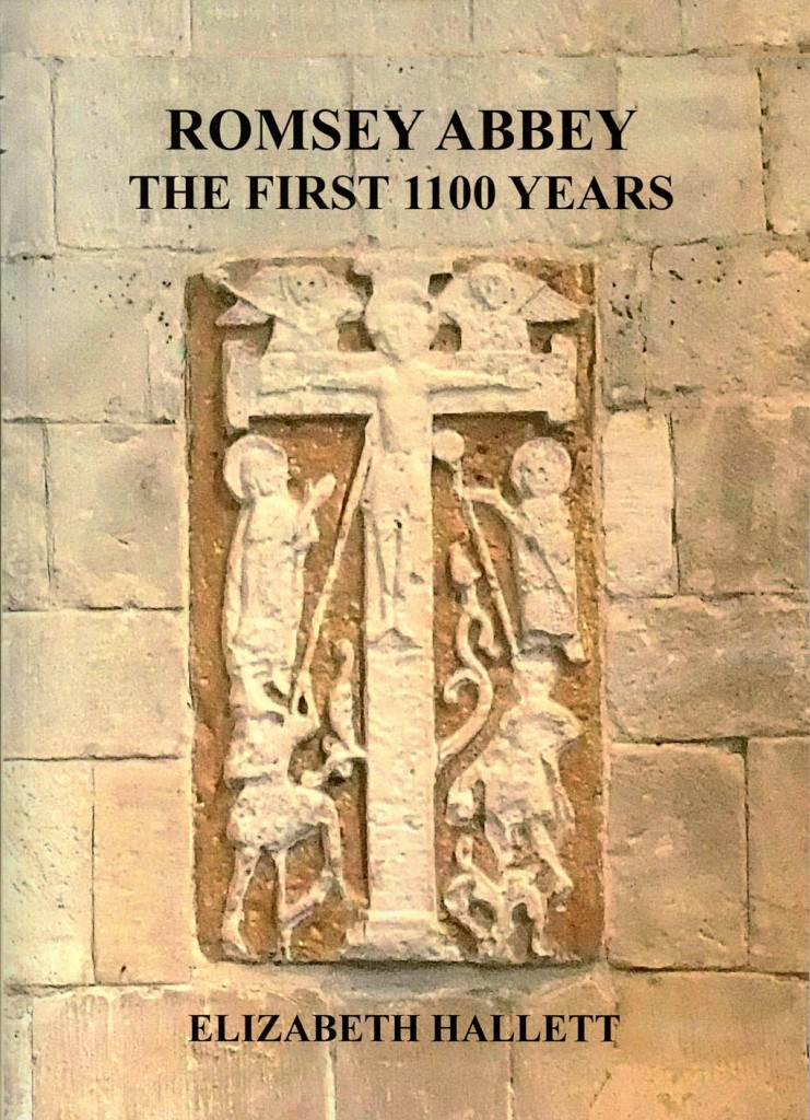 Romsey Abbey the first 1100 years cover