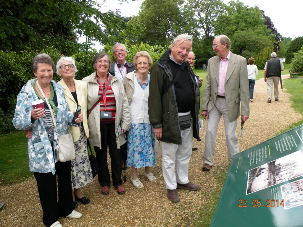 Friends trip to Bletchley Park - Image KG -22.05.2014