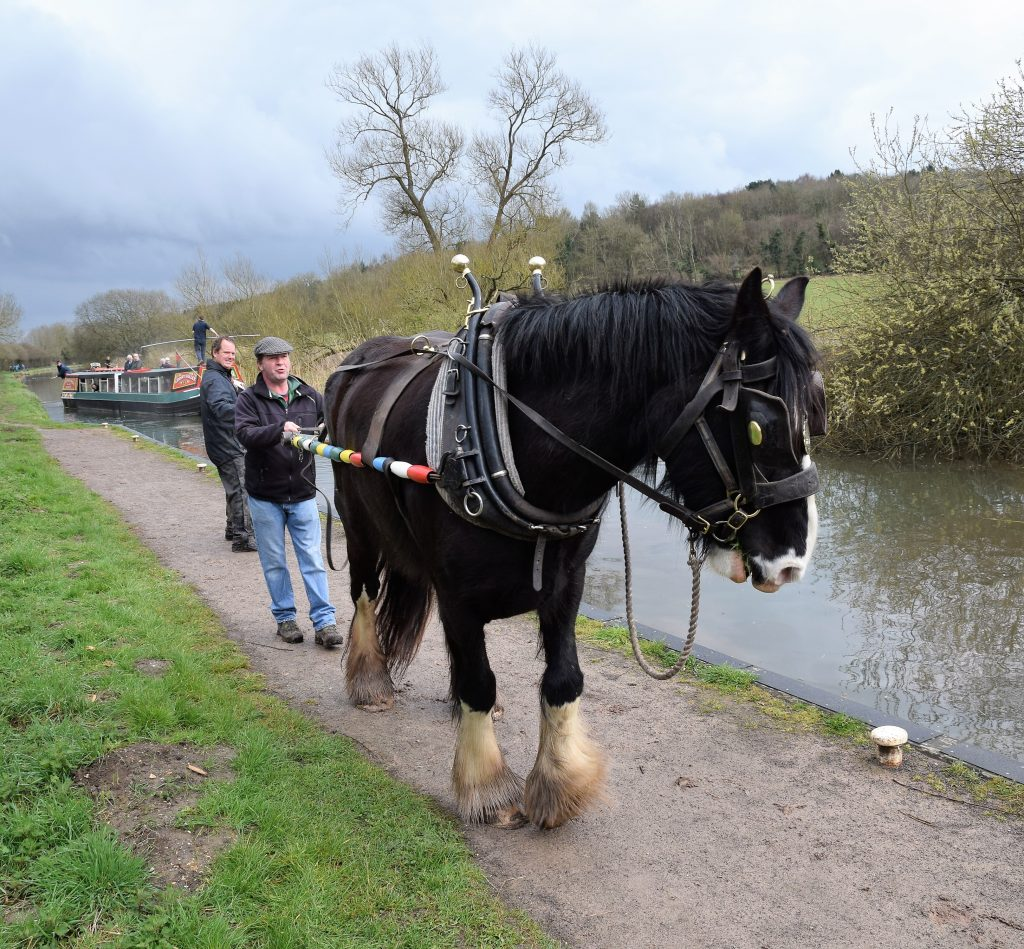 Friends trip to the Kennet and Avon Canal - Image KG - 04.04.2016