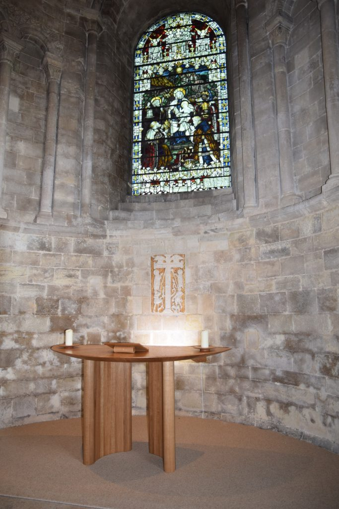 Romsey Abbey -St Anne's Chapel - 26.11.2015