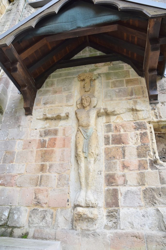 Romsey Abbey - The Rood - Image KG - 18.11.2015
